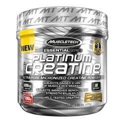 Platinum Micronized Creatine van Muscletech