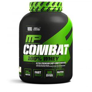 Combat Whey van Muscle Pharm