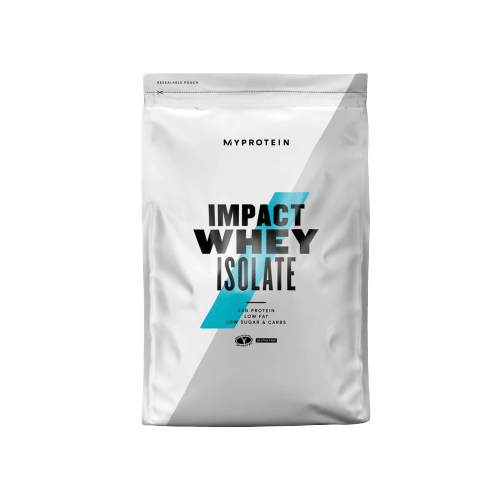Impact Whey Protein isolate van MyProtein