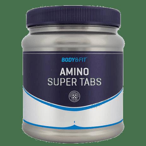 Amino Super Tabs van Body en Fit