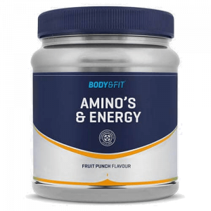 Amino's & Energy van Body en Fit