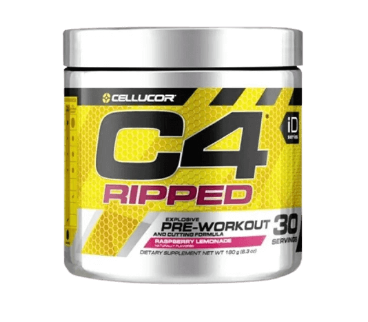 C4 Ripped Pre Workout van Cellucor