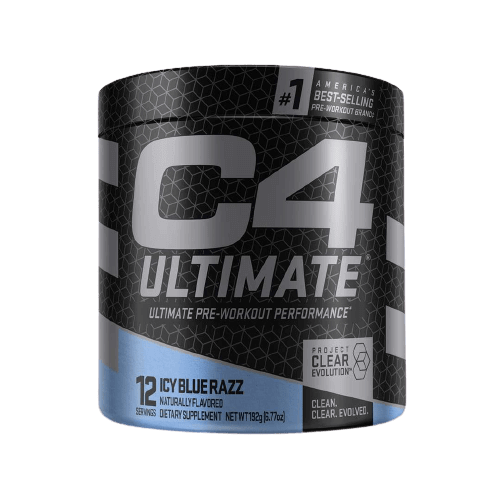 C4 Ultimate van Cellucor