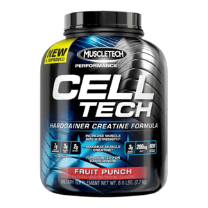 Cel tech creatine van Muscletech