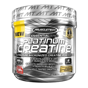 Platinum creatine van Muscletech