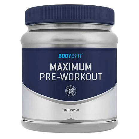 Maximum Pre Workout van Body en Fit