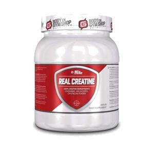 Real creatine van Body en Gym Shop