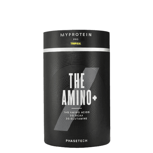 The Amino+ van MyProtein