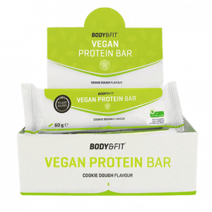 Vegan Protein Bar van Body en Fit