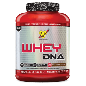Whey DNA van BSN
