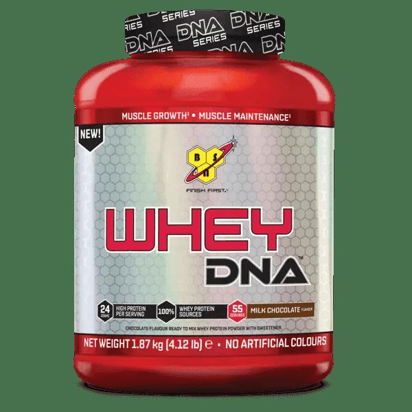 Whey DNA van BSN