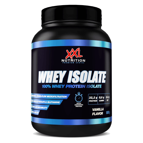 Whey isolate van XXL Nutrition