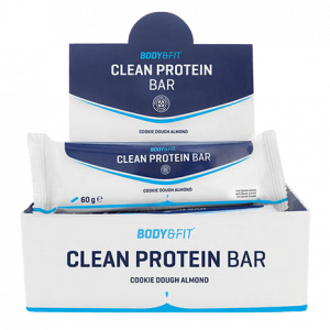 Body & Fit Clean Protein Bar