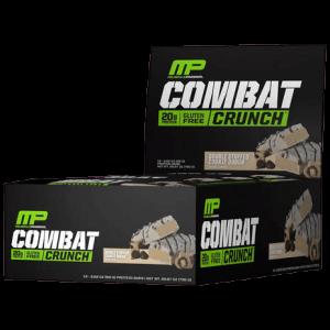 Combat Crunch Bars van Muscle Pharm