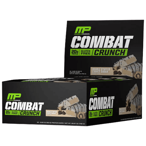 Combat Crunch Bars van Muscle Pharm