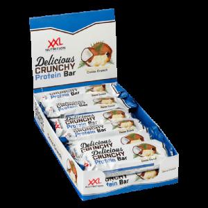 Delicious Protein Bars van XXL Nutrition