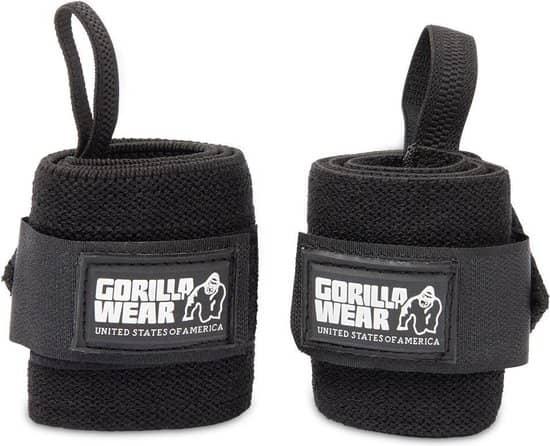 Gorilla Wear Wrist Wraps