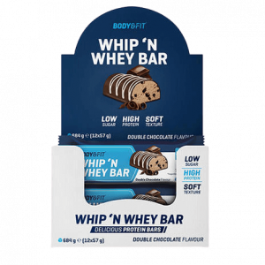 Whip n Whey Bars van Body en Fit