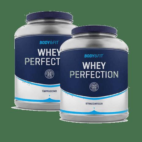 Whey Perfection 1 + 1 bundel deal