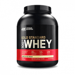 Gold Standard Whey Protein van Optimum Nutrition