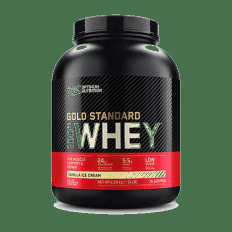 Gold Standard Whey Protein van Optimum Nutrition