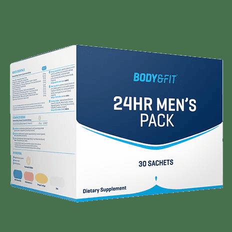 24hr Men's Pack Body & Fit