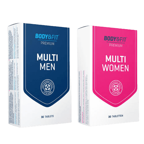 Body & Fit Mutli Men en Multi Woman bundel
