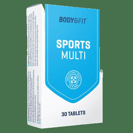Body & Fit Sports Multi