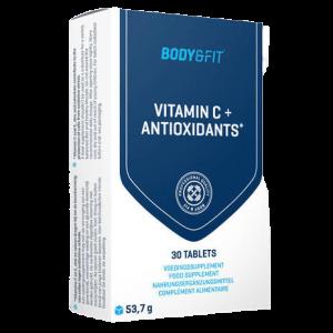 Body & Fit Vitamine C + Antioxidanten tabletten