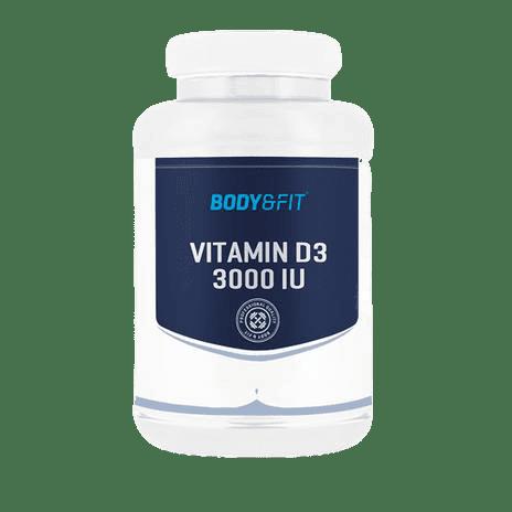 Body & Fit Vitamine D3 3000IU