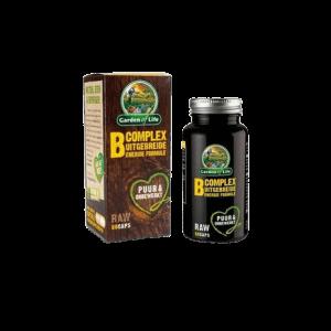 Garden of Life vitamine B complex