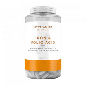 MyPortein Iron & Folic Acid