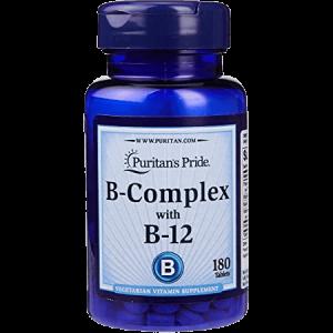 Puritan's Pride B-Complex met B-12