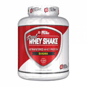 Real Whey Shake van Body en Gym Shop
