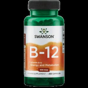Swanson B-12 capsules