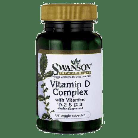 Vitamine D Complex van Swanson
