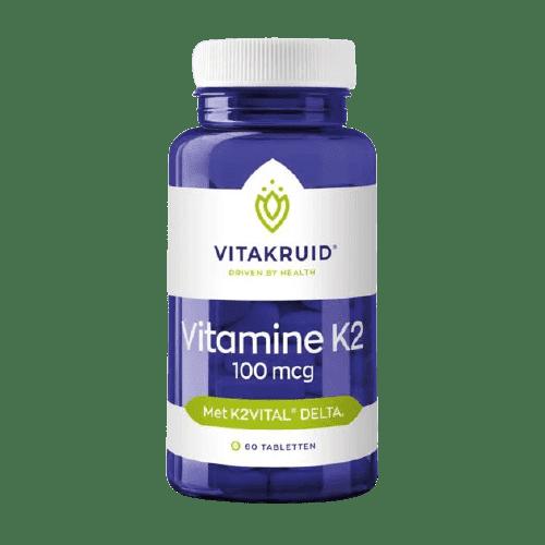 Vitamine K2 van Vitakruid