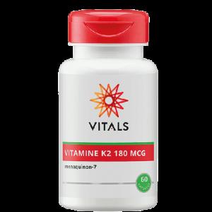 Vitals Vitamine K2 180mcg