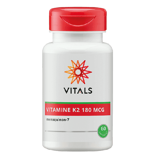 Vitamine K2 180mcg van Vitals