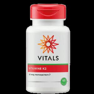 Vitals vitamine K2 MenaQ7