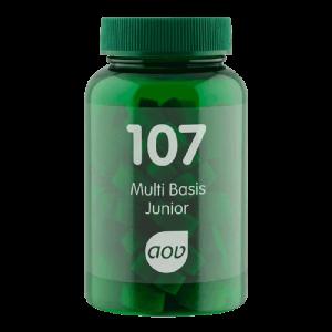 107 Multi basis junior van AOV