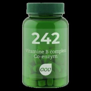 242 vitamine B complex van AOV