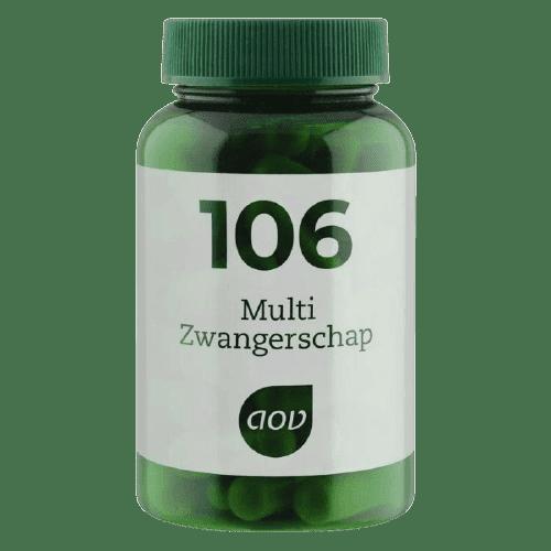 AOV Multi Zwangerschap capsules