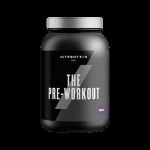The Preworkout van MyProtein
