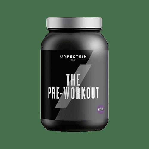 The Pre Workout van MyProtein