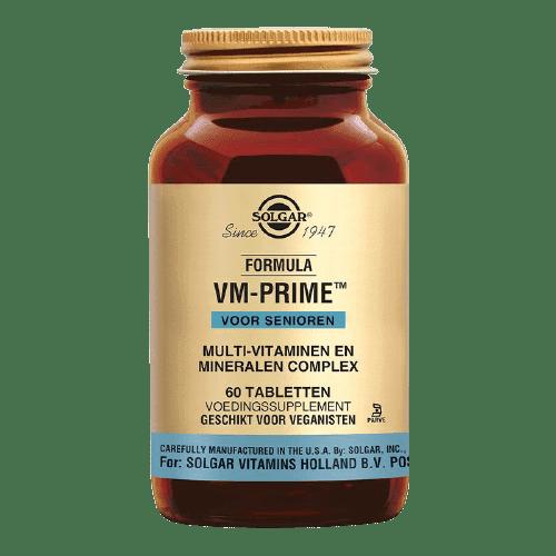 Solgar VM-Prime voor senioren