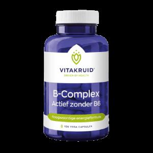 Vitamine B Complex van Vitakruid