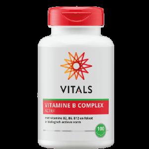 Vitamine B Comples van Vitals