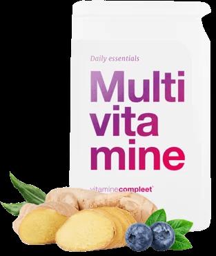 Daily Essentials Multivitamine van Vitaminecompleet