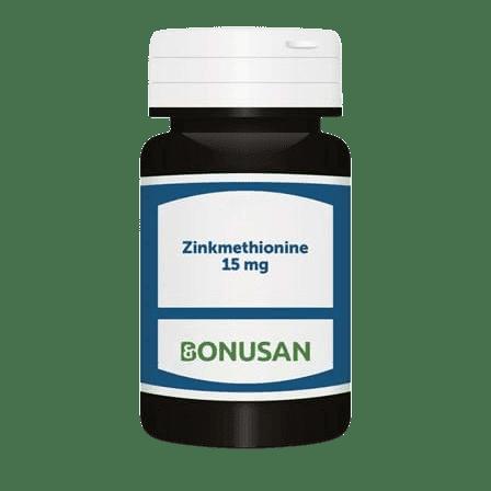 Bonusan Zinkmethionine 15mg